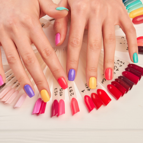 nails re-balance hush