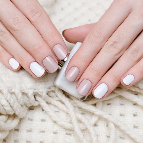 re-whiten nails hush