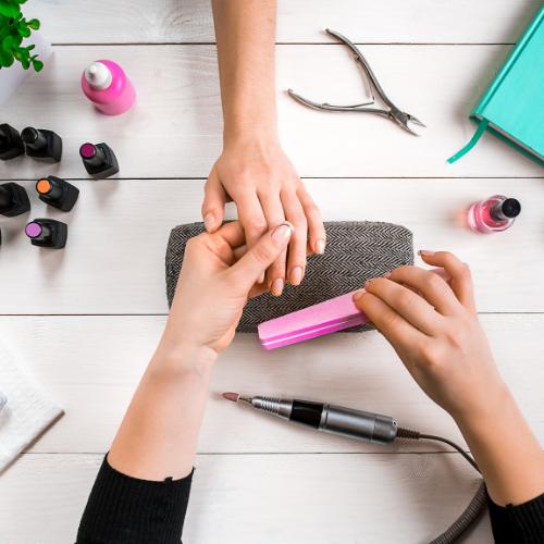 nails removal hush