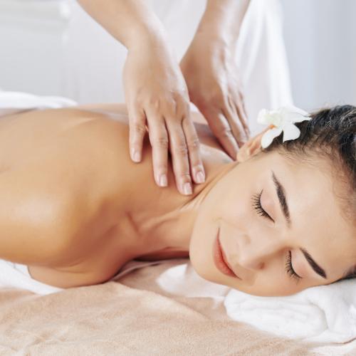 Back, Neck & Shoulder Massage HUSH