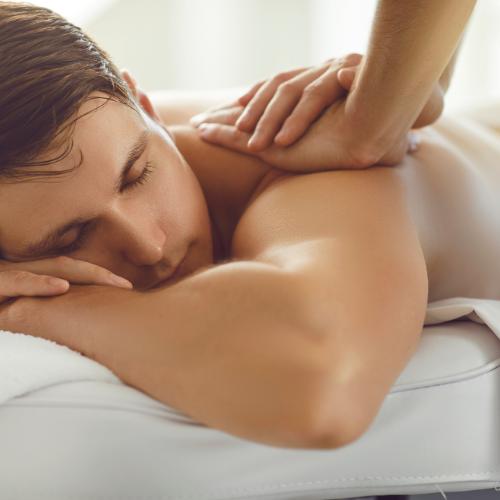 Full Body Massage HUSH